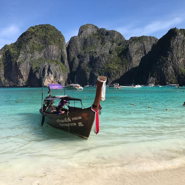 Asia Day 35: Phuket (Phi PhiIslands)